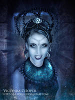 Akasha - Queen of the Damned by la-voisin