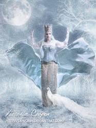 Ice Queen by la-voisin