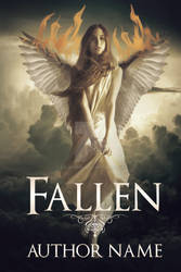 Fallen - Premade Book Cover