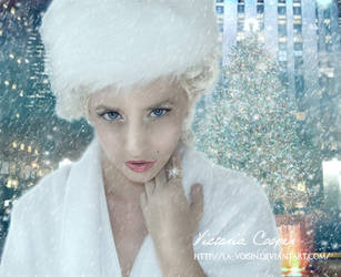 Christmas at the Plaza by la-voisin