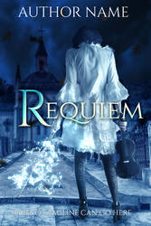 Requiem - Premade Book Cover