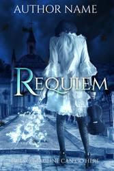 Requiem - Premade Book Cover by la-voisin
