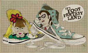 foot fantasy