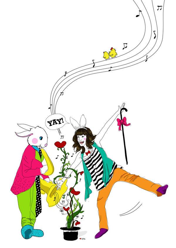 dance mr rabbit by montendo