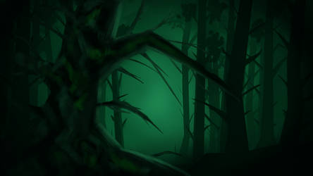 Forest by PicaFox