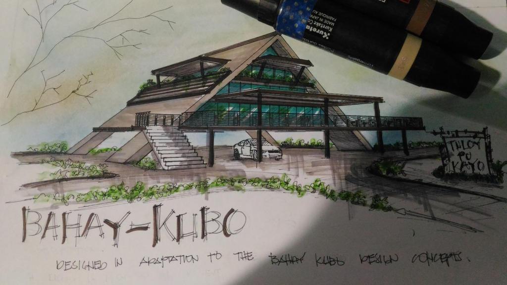 Modern Bahay Kubo By Jamiller10