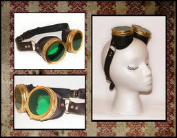Whimsical Goggles by Lolanova