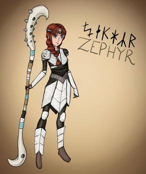 Zephyr Of New Berk