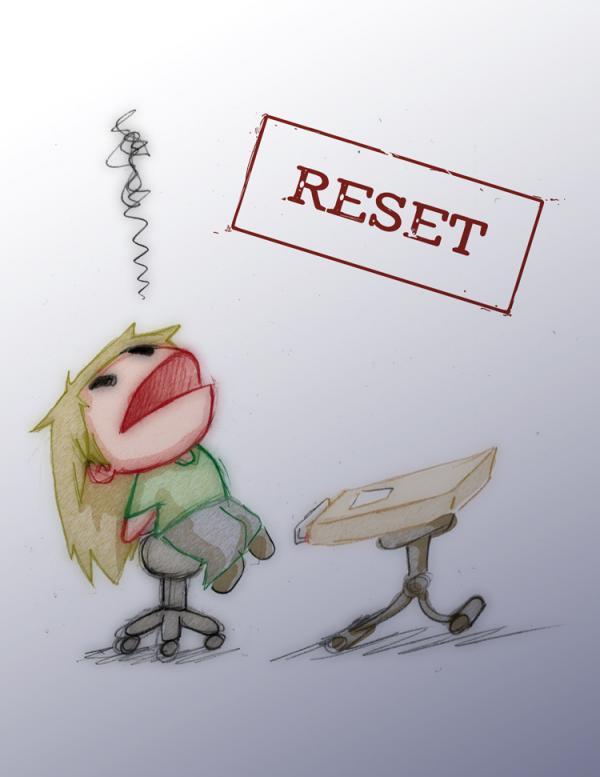 RESET by M0M0-San