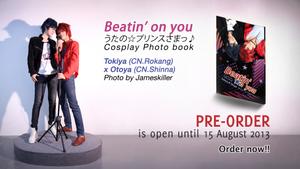 [PRE-ORDER] TokixOto COSPLAY PHOTO BOOK