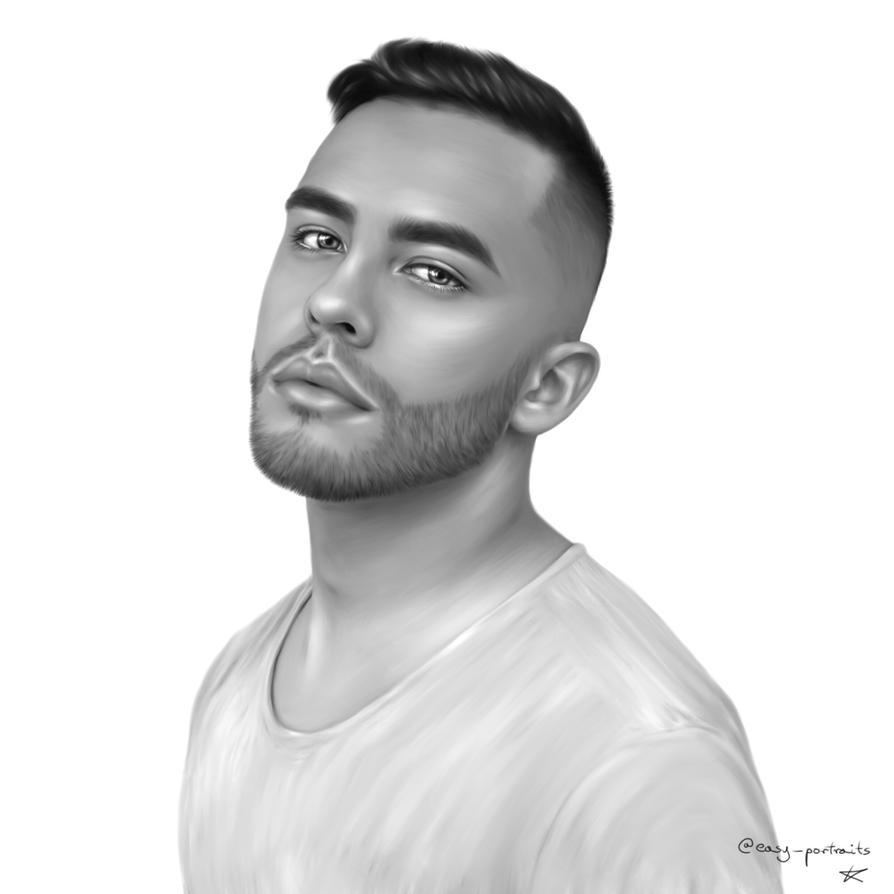 Erick by easy-portraits