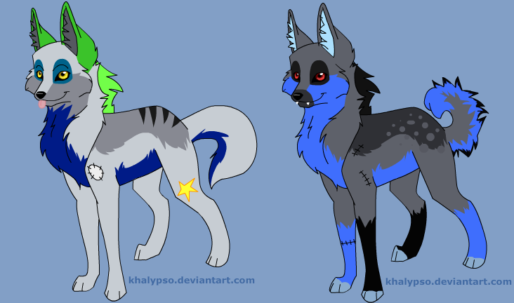 Adoptables 12 CHANGED PRICES by freaking-adopts