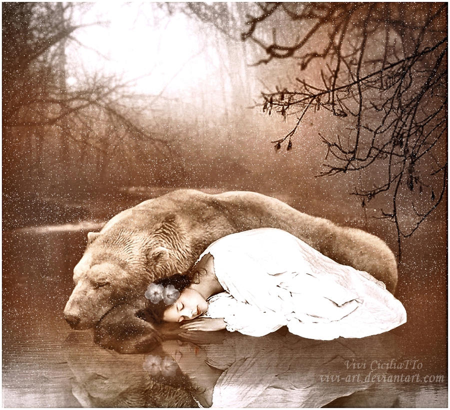 polar friend by vivi-art