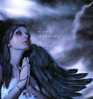 A prayer by vivi-art