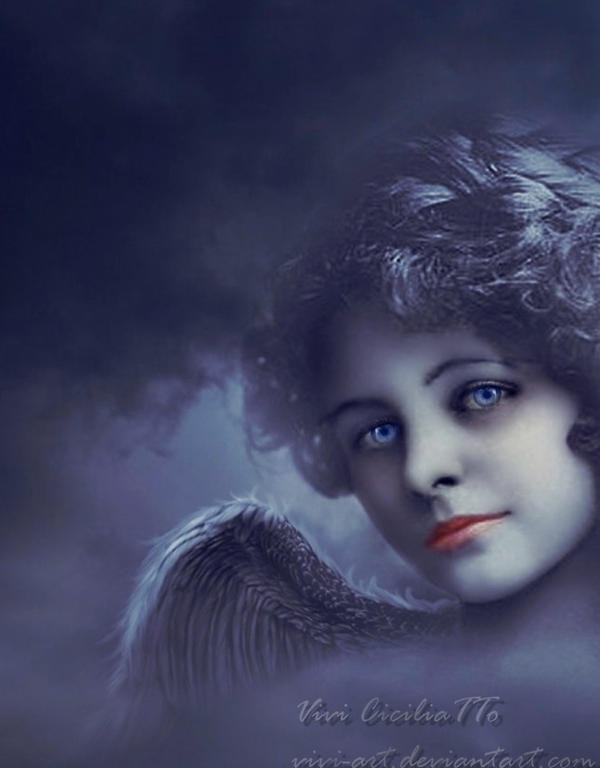 <b>Blue angel</b> by vivi-art <b>...</b> - blue_angel_by_vivi_art-d52q9te