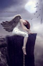 Angel Prisoner by vivi-art