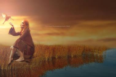 My imagination by vivi-art