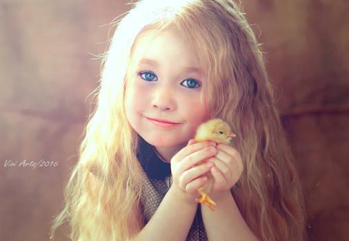 little girl Edition