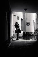 Burn in the alley by RasmusLuostarinenArt