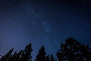 Shooting stars by RasmusLuostarinenArt