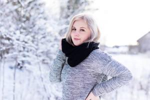 Winter flair by RasmusLuostarinenArt