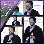 +Misha Collins Photopack HD