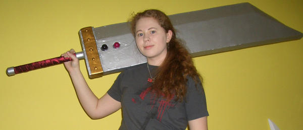 Real Buster Sword Cloud 39 s Buster Sword by
