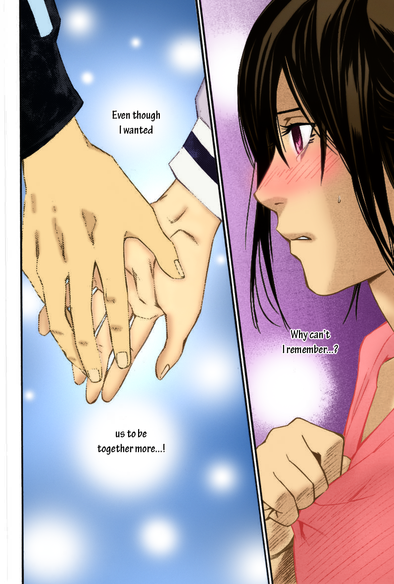 Noragami Ch 30: Why can't I remember...? by xXxIzaloraxXx
