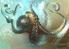 octo by FosterCreativity101