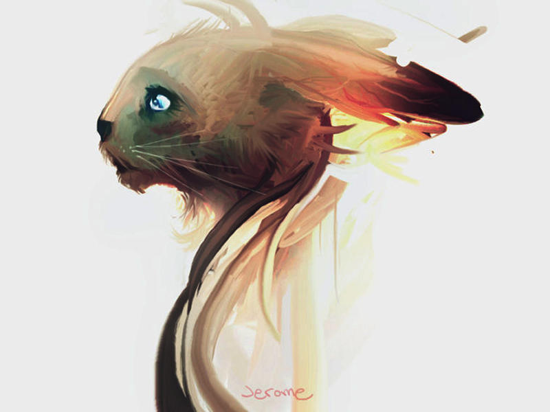 Bennington the hare