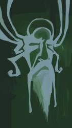 green man 1 by FosterCreativity101