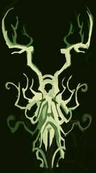 green man 2 by FosterCreativity101