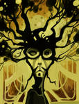 green man 3 by FosterCreativity101