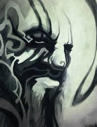 Warriors Grin by FosterCreativity101