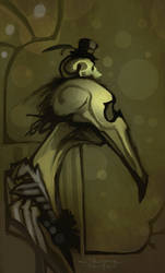 Specter by FosterCreativity101
