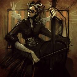 Cellodonna by FosterCreativity101