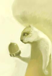A Squirrel Sketch