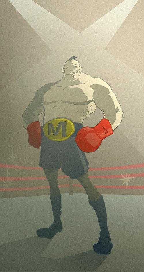 Champion by FosterCreativity101
