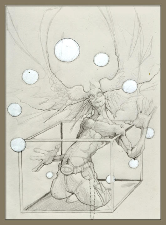 Freelance artist illustrator