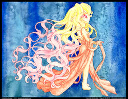 'Sailor Galaxia' by Sureya by silverluna