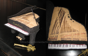 Owen and Sons Grand Piano by silverluna