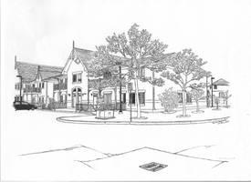 Neighborhood by silverluna