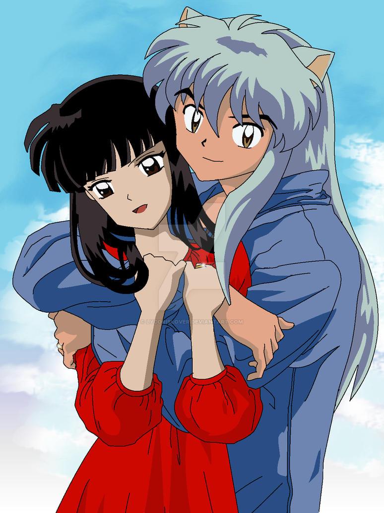 Inuyasha Kikyo Inuyasha And Ki...
