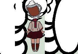 Pumpkin Spice Latte by Asexual-Senpai