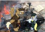 Private Derpy Hooves