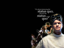 Dr. Horrible- 'Status Quo' by clare-ironbrook