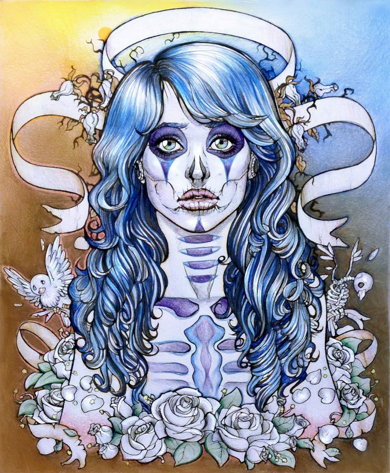 Life and death tattoo design by Nazzirithe on DeviantArt