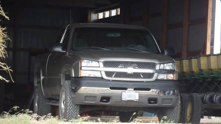 Chevrolet Standing Guard
