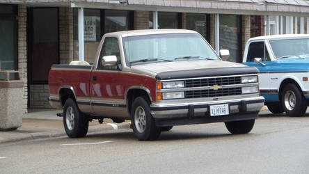 Early 90s Chevy Truck