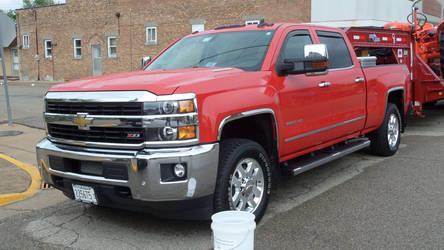 2015 Chevrolet 3500 HD